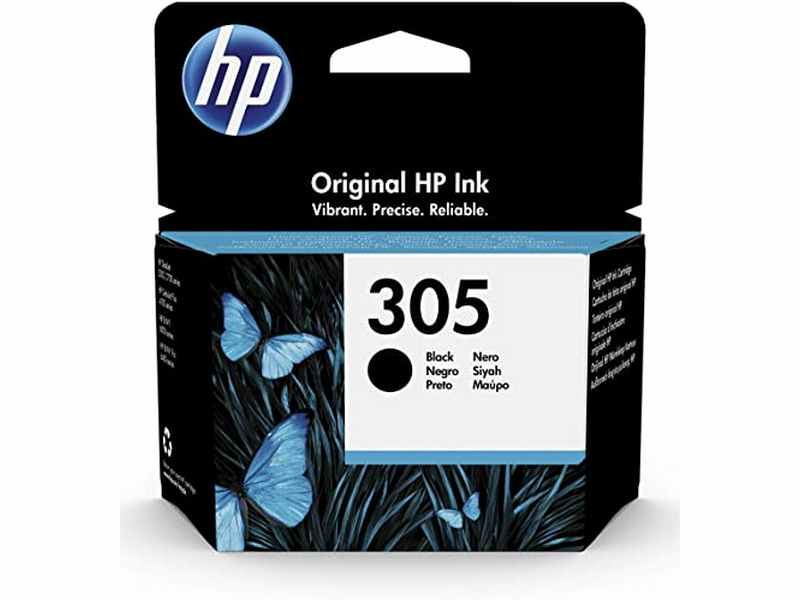 CARTUTX HP 305 NEGRE 120pag