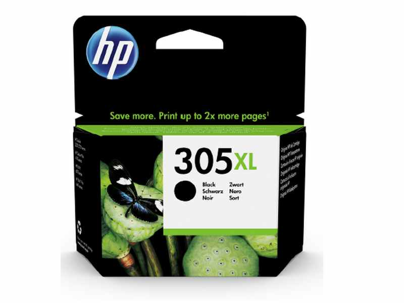 CARTUTX HP 305XL NEGRE 240pag