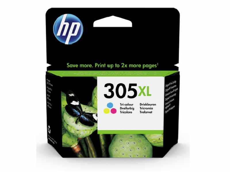 CARTUCHO HP 305XL COLOR 200pag