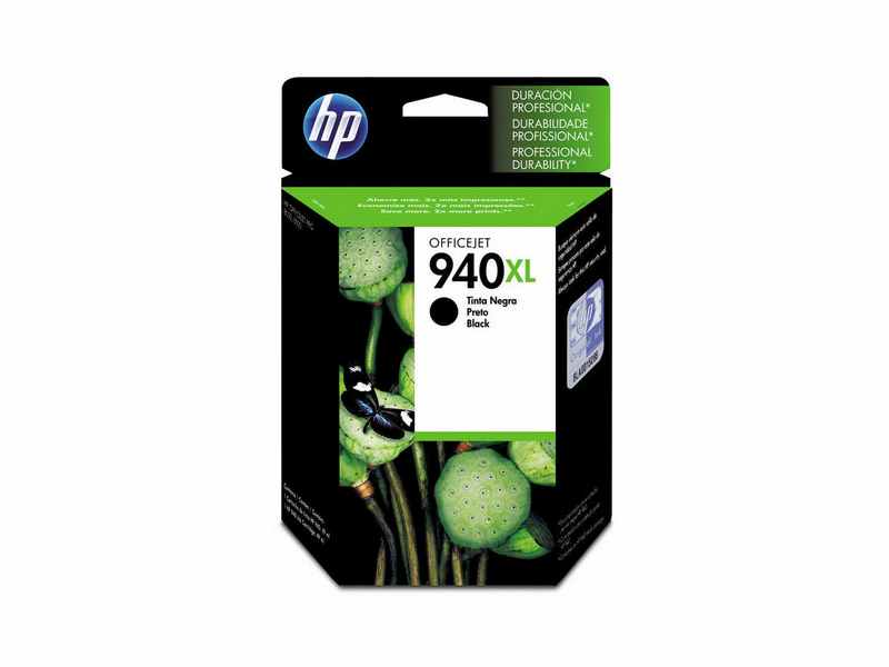 CARTUCHO HP OFFICEJET NEG 940XL