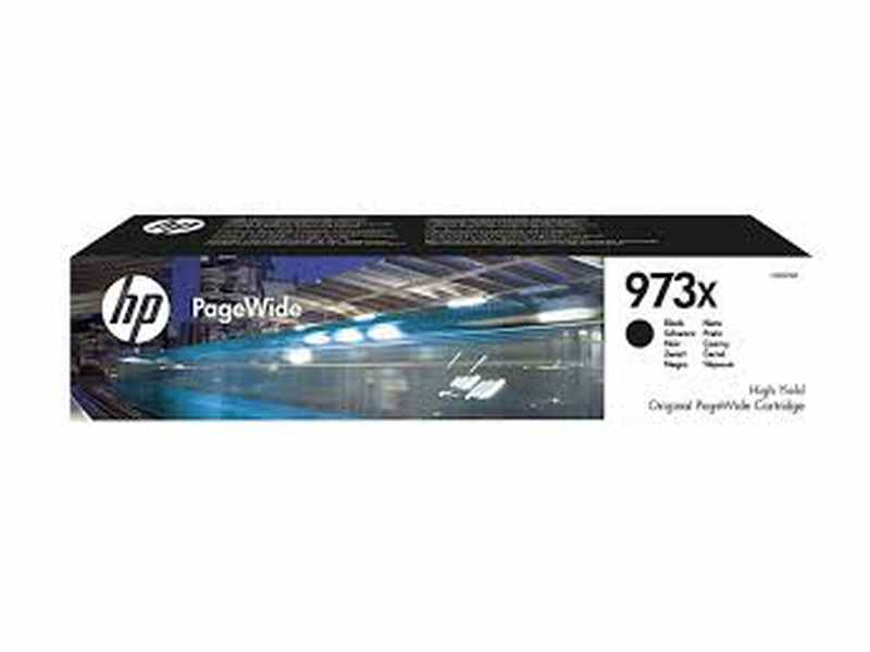 CARTUCHO HP PAGEWIDE 973X NEGRO