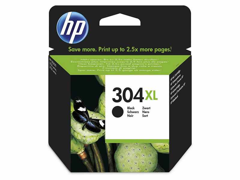 CARTUCHO HP 304XL NEGRO 300pg
