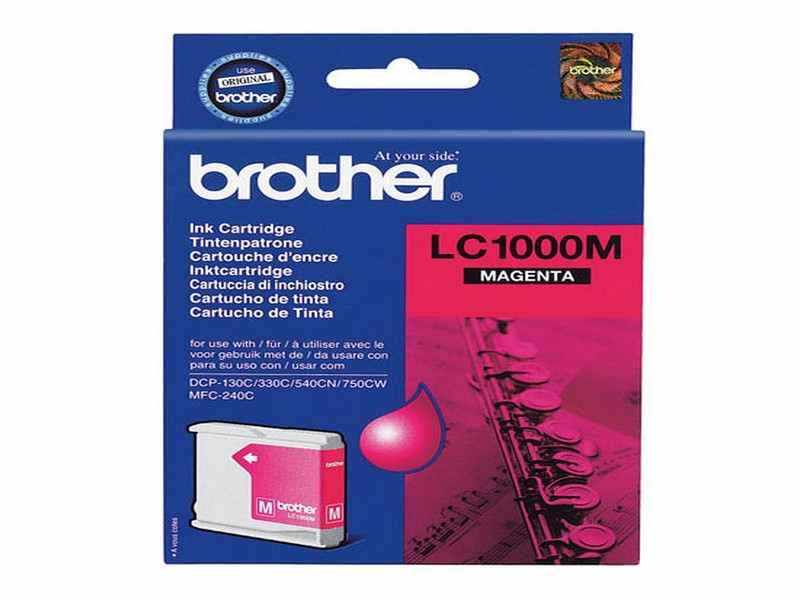 CARTUCHO BROTHER DCP 130C MAGENTA