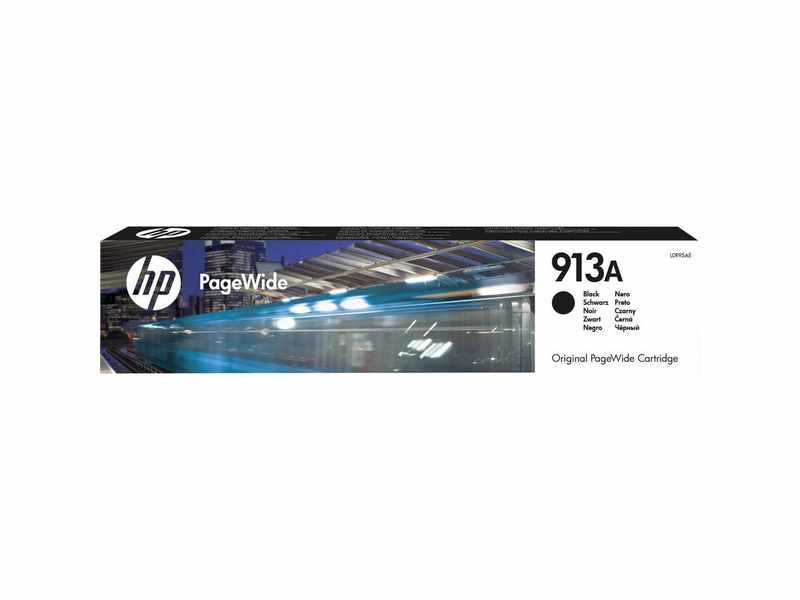 CARTUCHO HP 913A NEGRO PAGEWIDE